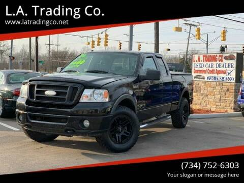 2006 Ford F-150 for sale at L.A. Trading Co. in Woodhaven MI