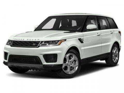 2018 Land Rover Range Rover Sport for sale at Distinctive Car Toyz in Pleasantville NJ
