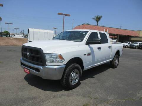 2012 RAM Ram Pickup 2500 for sale at Norco Truck Center in Norco CA