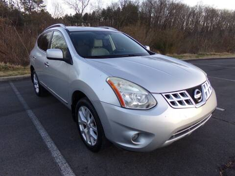 2011 Nissan Rogue for sale at J & D Auto Sales in Dalton GA
