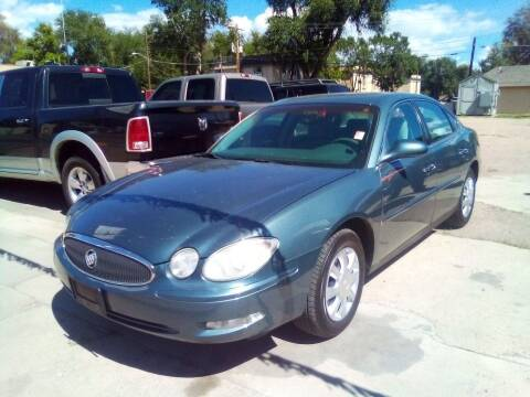 2007 Buick LaCrosse for sale at PYRAMID MOTORS AUTO SALES in Florence CO