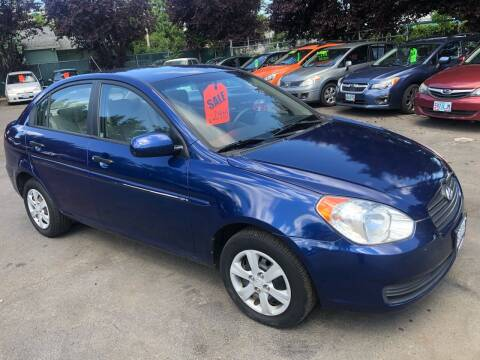 2010 Hyundai Accent for sale at Blue Line Auto Group in Portland OR