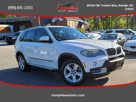 2007 BMW X5 for sale at Complete Auto Center , Inc in Raleigh NC