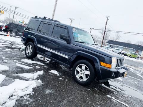 2010 Jeep Commander for sale at New Wave Auto of Vineland in Vineland NJ