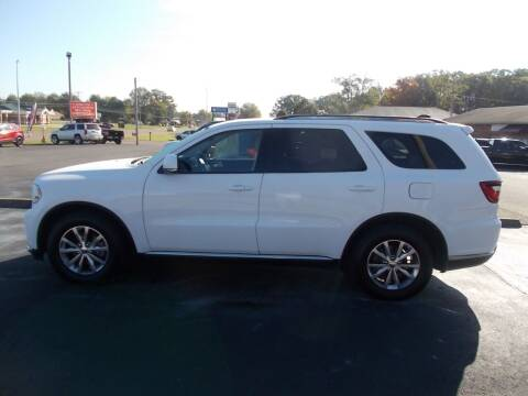 2015 Dodge Durango for sale at West TN Automotive in Dresden TN