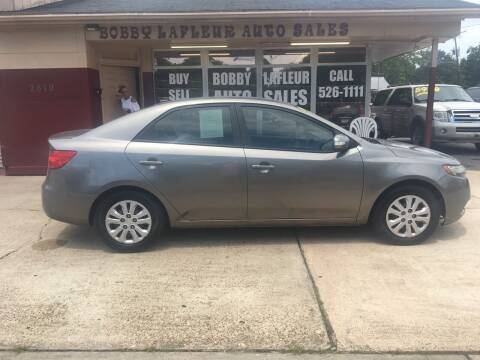 2010 Kia Forte for sale at Bobby Lafleur Auto Sales in Lake Charles LA
