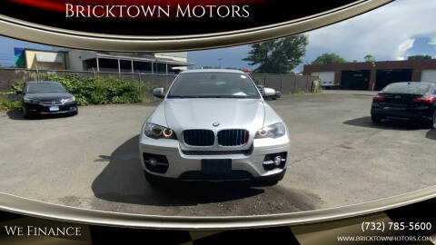 2012 BMW X6 for sale at Bricktown Motors in Brick NJ