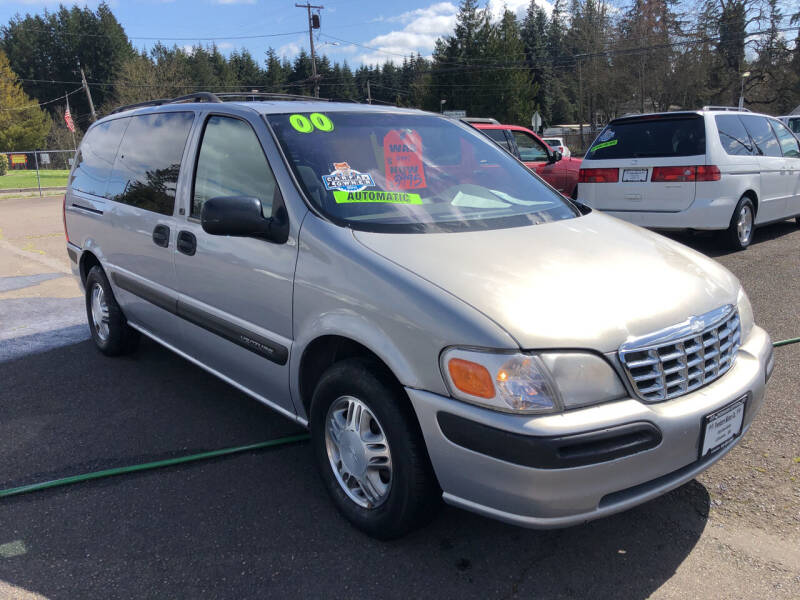 2000 Chevrolet Venture for sale at Freeborn Motors in Lafayette, OR