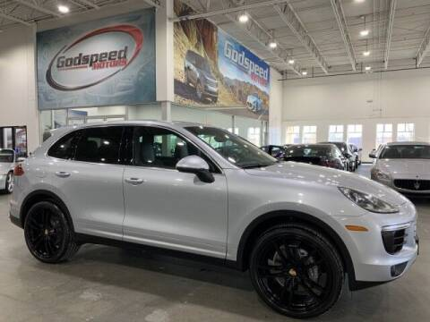 2016 Porsche Cayenne for sale at Godspeed Motors in Charlotte NC