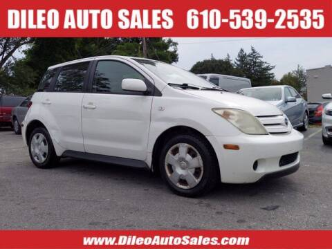 2004 Scion xA for sale at Dileo Auto Sales in Norristown PA