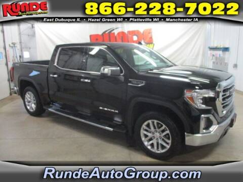 2019 GMC Sierra 1500 for sale at Runde Chevrolet in East Dubuque IL