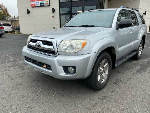 2007 Toyota 4Runner for sale at MAGIC AUTO SALES in Little Ferry NJ