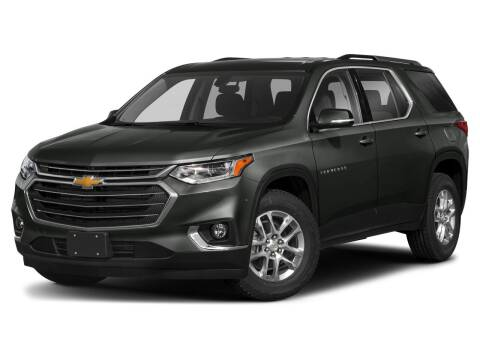 2021 Chevrolet Traverse for sale at Herman Jenkins Used Cars in Union City TN