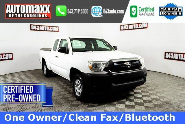 2015 Toyota Tacoma for sale in Summerville, SC
