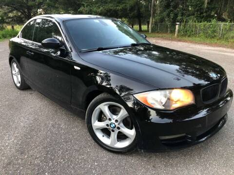 2009 BMW 1 Series for sale at Next Autogas Auto Sales in Jacksonville FL