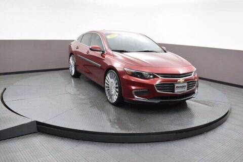 2017 Chevrolet Malibu for sale at Hickory Used Car Superstore in Hickory NC