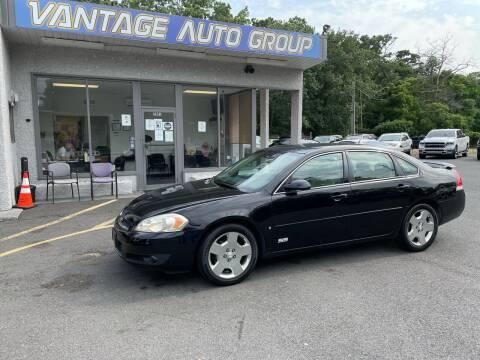 2006 Chevrolet Impala for sale at Vantage Auto Group in Brick NJ