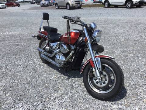 2001 Suzuki Vz800 for sale at K & E Auto Sales in Ardmore AL