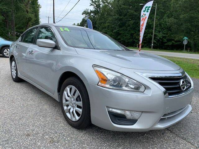 2014 Nissan Altima for sale at Star Auto Sales in Richmond VA