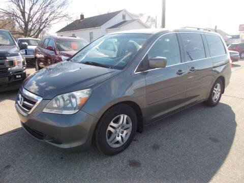 2007 Honda Odyssey for sale at Jenison Auto Sales in Jenison MI