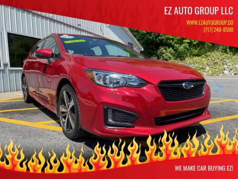 2018 Subaru Impreza for sale at EZ Auto Group LLC in Lewistown PA