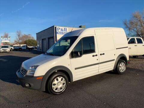 2012 Ford Transit Connect for sale at P & R Auto Sales in Pocatello ID