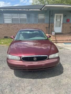 2002 Buick Century for sale at Ebert Auto Sales in Valdosta GA
