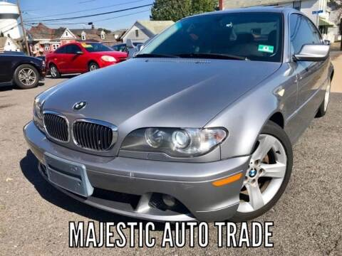 2004 BMW 3 Series for sale at Majestic Auto Trade in Easton PA