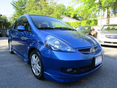 2008 Honda Fit for sale at Direct Auto Access in Germantown MD