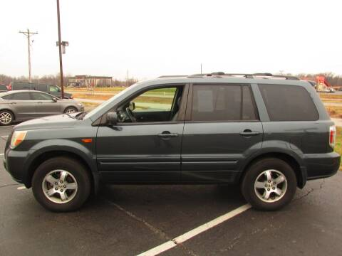 2006 Honda Pilot for sale at Auto World in Carbondale IL