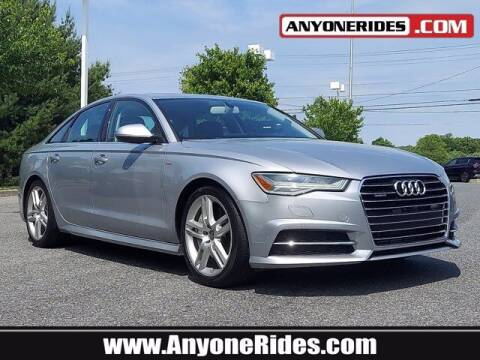 2016 Audi A6 for sale at ANYONERIDES.COM in Kingsville MD