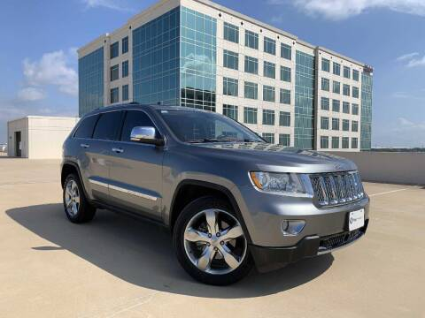 2011 Jeep Grand Cherokee for sale at SIGNATURE Sales & Consignment in Austin TX