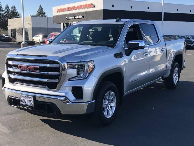 2019 GMC Sierra 1500 for sale in Yuba City, CA