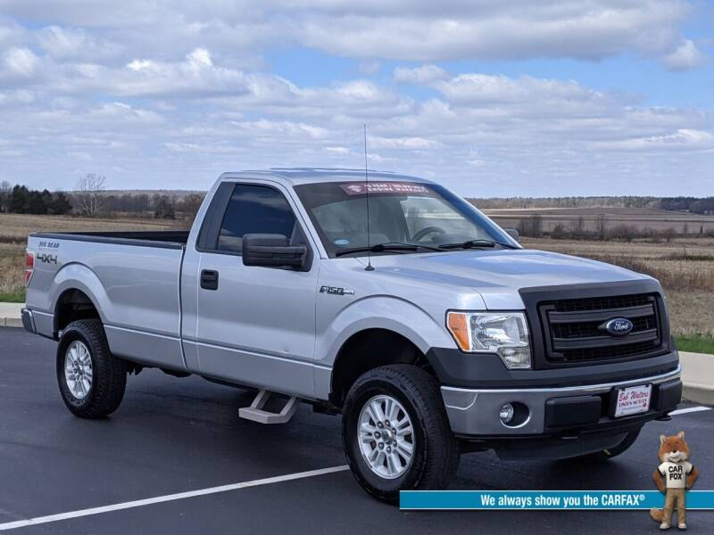 2014 Ford F-150 for sale at Bob Walters Linton Motors in Linton IN