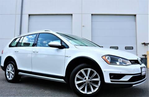 2017 Volkswagen Golf Alltrack for sale at Chantilly Auto Sales in Chantilly VA