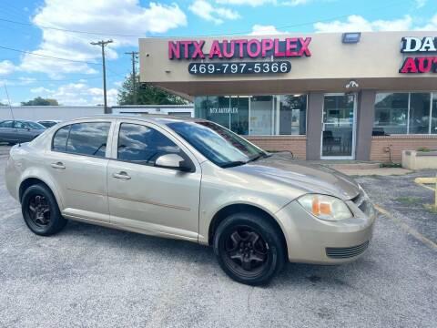 2007 Chevrolet Cobalt for sale at NTX Autoplex in Garland TX