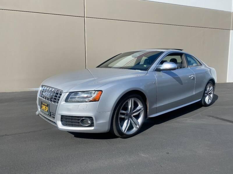 2009 Audi S5 for sale in Rocklin, CA