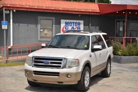 2012 Ford Expedition for sale at Motor Car Concepts II - Kirkman Location in Orlando FL