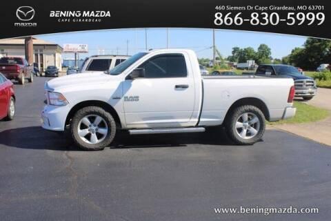 2013 RAM Ram Pickup 1500 for sale at Bening Mazda in Cape Girardeau MO