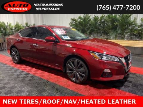 2019 Nissan Altima for sale at Auto Express in Lafayette IN