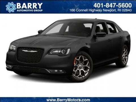 2016 Chrysler 300 for sale at BARRYS Auto Group Inc in Newport RI