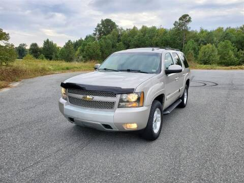2009 Chevrolet Tahoe for sale at Apex Autos Inc. in Fredericksburg VA