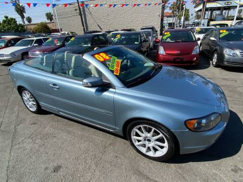 2008 Volvo C70 for sale at North County Auto in Oceanside CA