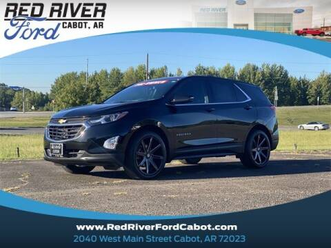 2018 Chevrolet Equinox for sale at RED RIVER DODGE - Red River of Cabot in Cabot, AR