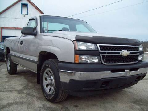 2006 Chevrolet Silverado 1500 for sale at Frank Coffey in Milford NH