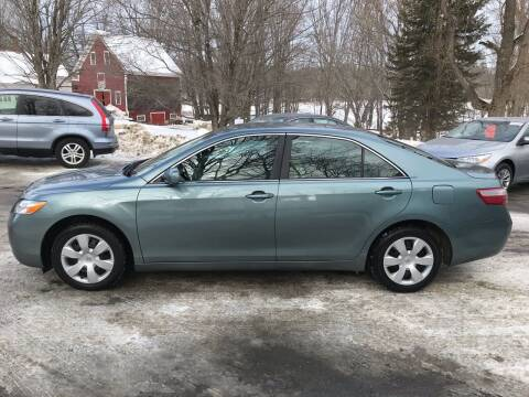 2007 Toyota Camry for sale at MICHAEL MOTORS in Farmington ME