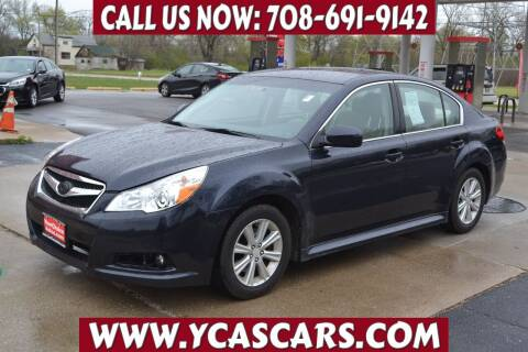 2012 Subaru Legacy for sale at Your Choice Autos - Crestwood in Crestwood IL