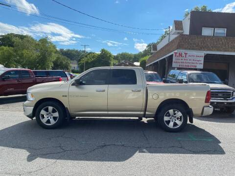 2011 RAM Ram Pickup 1500 for sale at TNT Auto Sales in Bangor PA