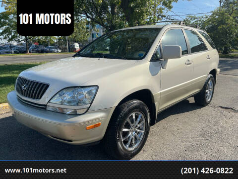 1999 Lexus RX 300 for sale at 101 MOTORS in Hasbrouck Heights NJ