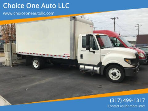 2013 International TerraStar for sale at Choice One Auto LLC in Beech Grove IN